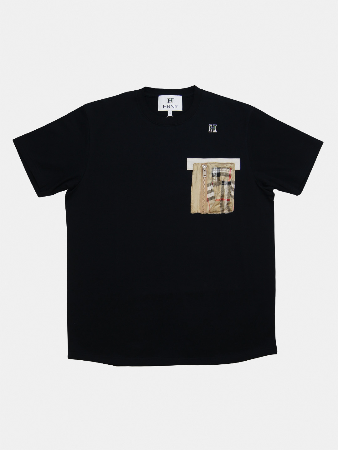 MILITARY POCKET S/SL TEE