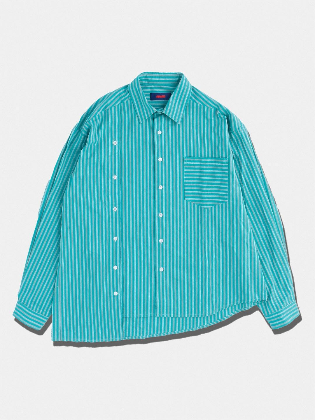 DOCKING STRIPE SHIRT