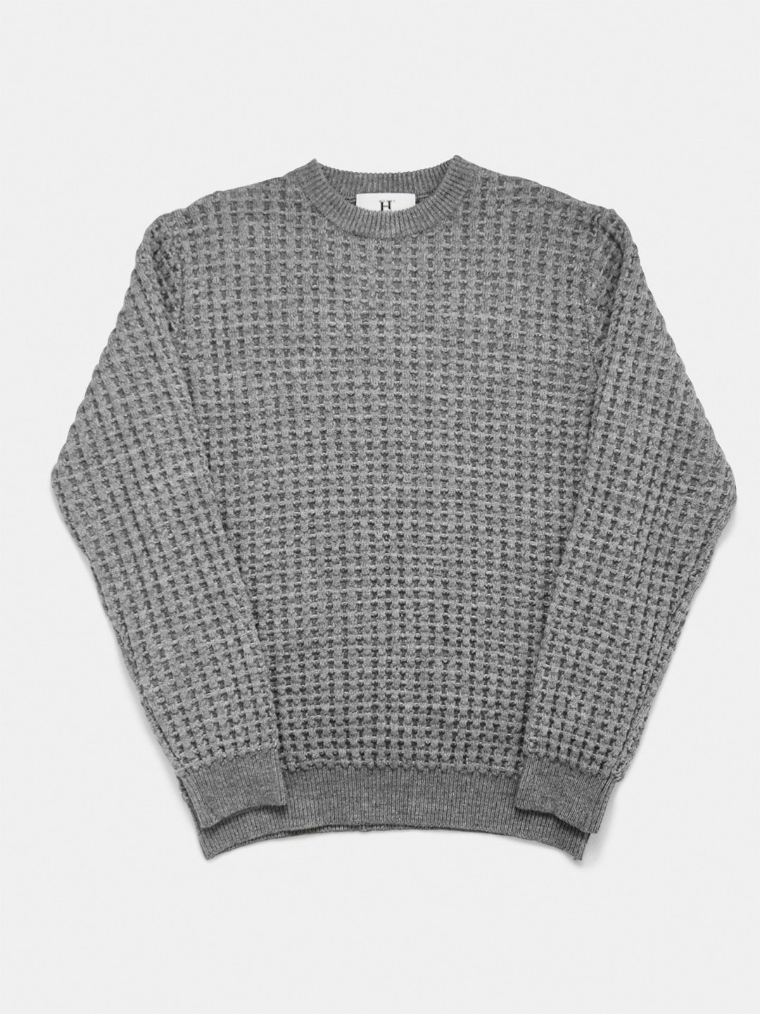 WOOL THERMAL KNIT